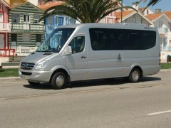 Mercedes Sprinter 519 CDi / Sunset S3 16 - Tours de Charme, Unip. Lda